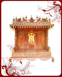 buy wooden temple