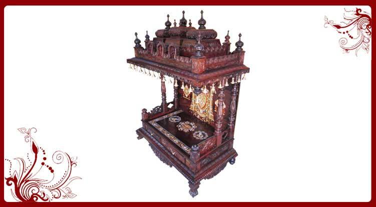 Home Temple Australia | Mandapam Designs Models | Pooja Mandir