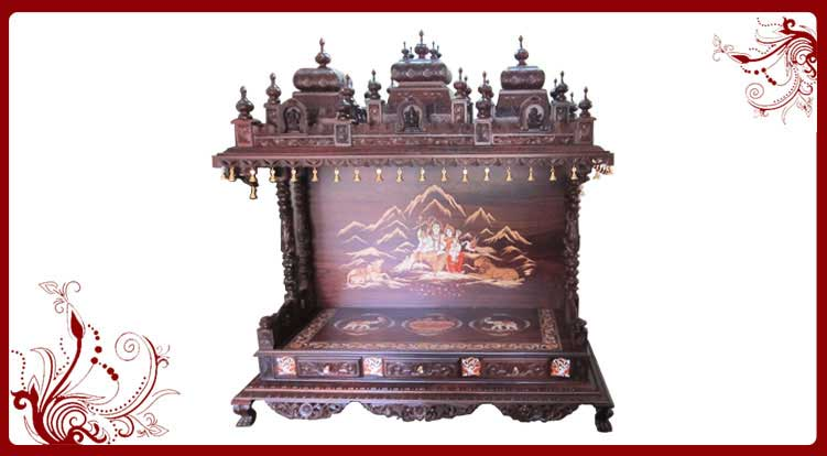 Designs Pooja Room Home Temple For Sale New Jersey