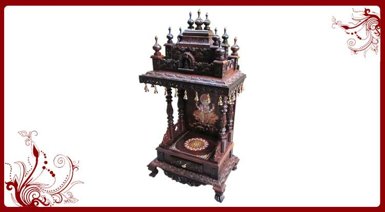 Home Temple Furniture|Office Temple Online-Pooja Mandir