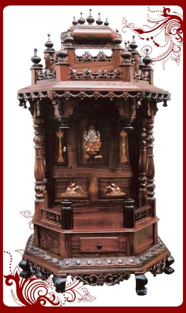 Home Temple Furniture Designs