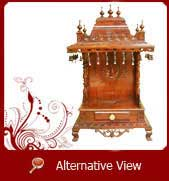 indian wooden altars usa