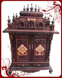 pooja door mandir designs