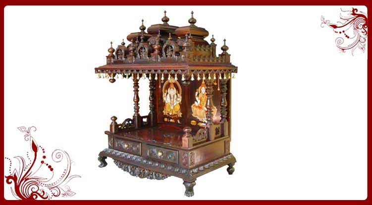 Temple inside home designs - Home design and style