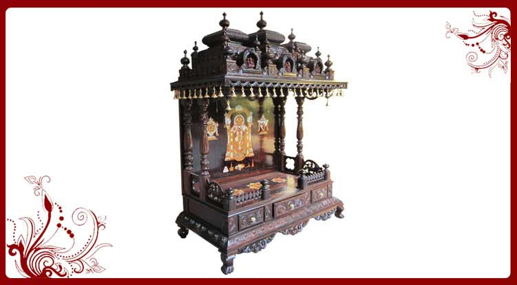 Home Temple Designs | Mandapam Online Sale | Pooja Mandir