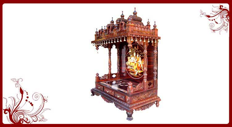 Indian Home Temple Design Ideas - Home & Furniture Design ...