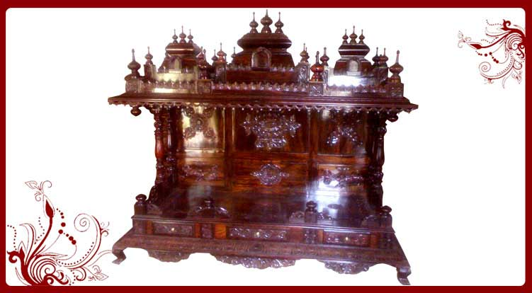 wood temple sale