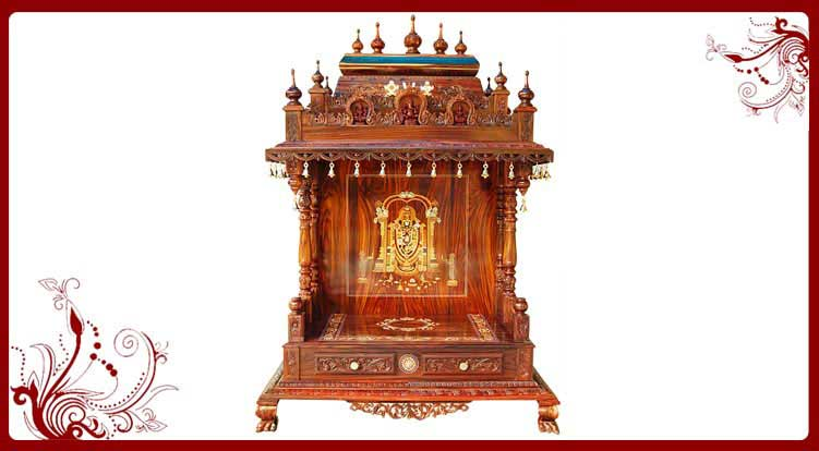Puja Temple for Home Online | Puja Temple Designs for Sale | Pooja ...