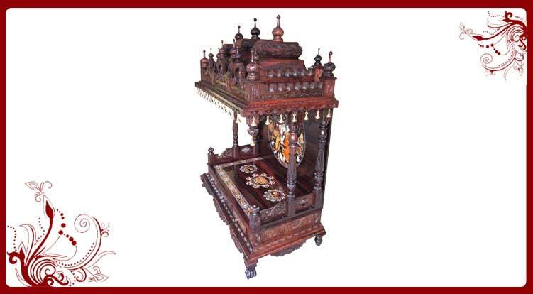 Puja Mandir USA | Home Temple Designs | Pooja Mandir