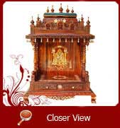 wooden temples in chennai